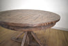 Irish Coast Round Extension Dining Table - African Dusk-furniture stores regina-Hunters Furniture