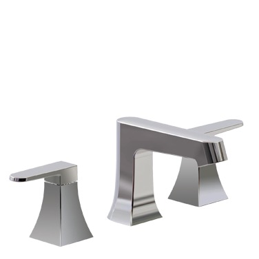 MISTO WIDESPREAD LAVATORY FAUCET CHROME