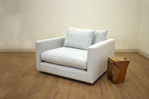 "WHISTLER CUSTOM FABRIC CHAIR & a HALF 50""-furniture stores regina-Hunters Furniture"