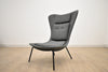 "OAKRIDGE Grey Fabric - 44"" Chair-furniture stores regina-Hunters Furniture"