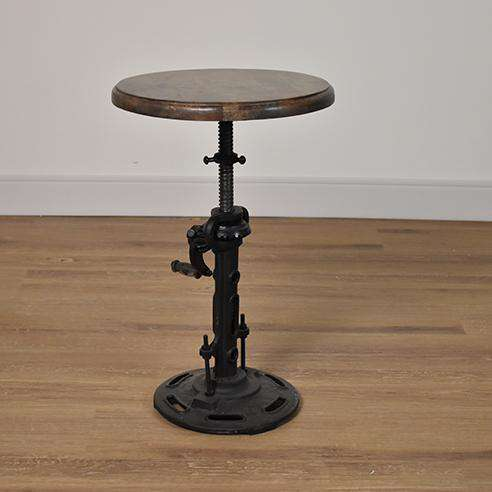 (Item Discontinued) Gear Stool -  FINAL SALE!-furniture stores regina-Hunters Furniture
