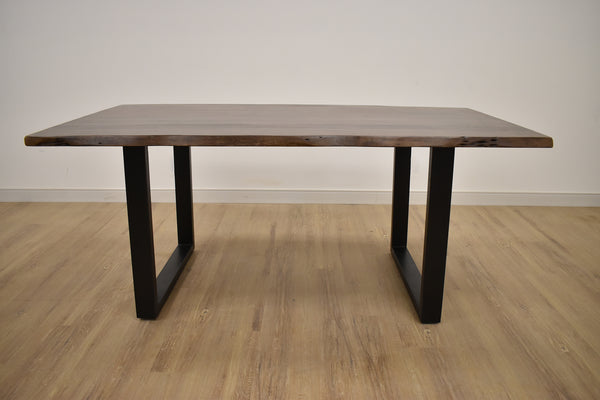 "REVELSTOKE Brown Wood - 70"" Dining Table-furniture stores regina-Hunters Furniture"