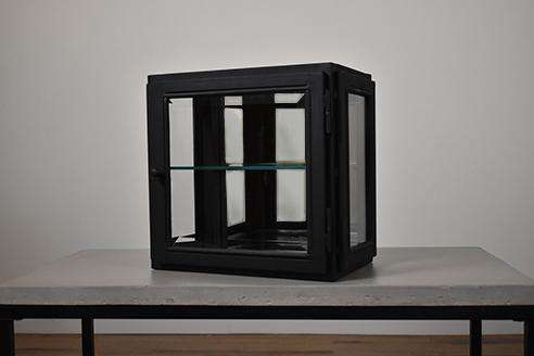 Earth Wind Fire Display Wall Cube-furniture stores regina-Hunters Furniture