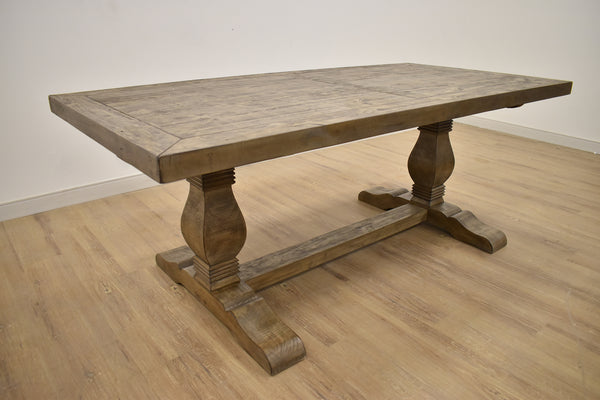"HOUSTON Natural Wood - 78"" Dining Table-furniture stores regina-Hunters Furniture"
