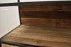 "TOFINO Brown Exotic Hardwood - 32"" Book Shelf-furniture stores regina-Hunters Furniture"