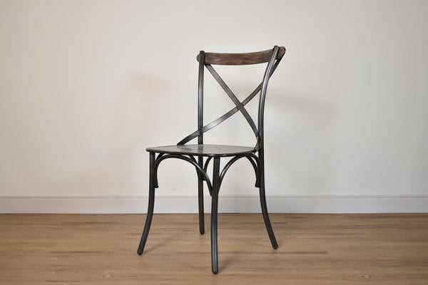 REVELSTOKE Metal   -    Dining Chair