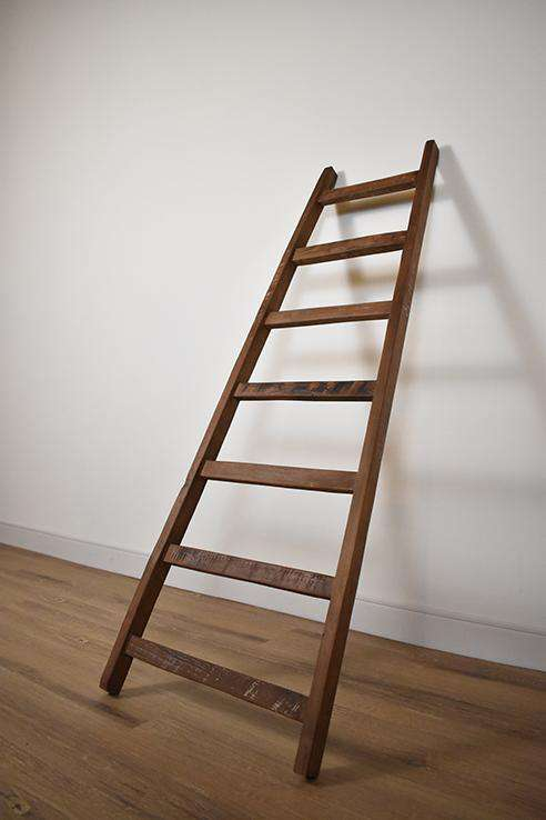 "WHISTLER II Solid Wood - 60"" Accent Ladder-furniture stores regina-Hunters Furniture"