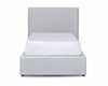 SMITH Double Bed Grey