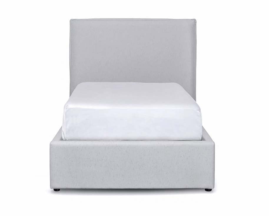 SMITH Single Bed Grey