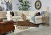"KINGSTON CUSTOM FABRIC LOVESEAT 68""-furniture stores regina-Hunters Furniture"