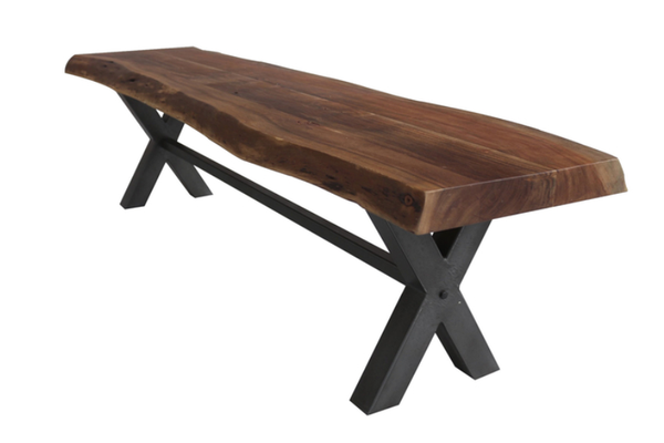 "Tofino 88"" Bench-furniture stores regina-Hunters Furniture"