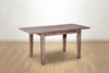 "(Item Dicontinued) SAN MARCOS Brown Wood   -   72"" Dining Table"