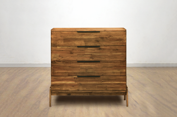 "NORTH DELTA Brown Wood   -   39"" Dresser"