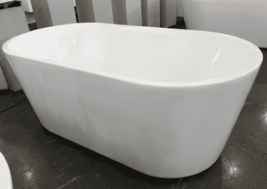 "(Clearance) 71"" Freestanding Bathtub - FINAL SALE-furniture stores regina-Hunters Furniture"