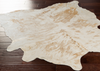 503 Hand Crafted, Ivory & Carmel Leather - 5x7 Rug-furniture stores regina-Hunters Furniture