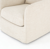 "CALGARY Crème Fabric - 26"" Chair-furniture stores regina-Hunters Furniture"