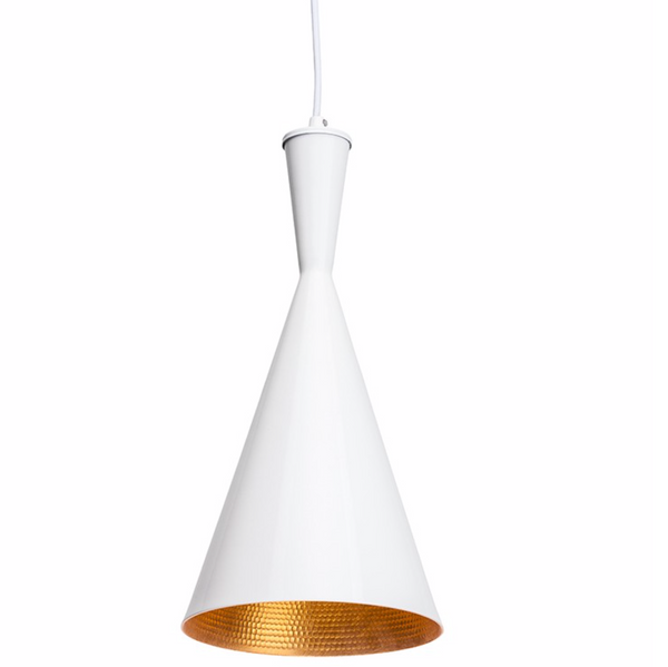 LUE PENDANT LIGHTING WHITE-furniture stores regina-Hunters Furniture