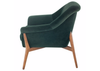 "NORTH BEACH Green Fabric - 32.8"" Chair-furniture stores regina-Hunters Furniture"