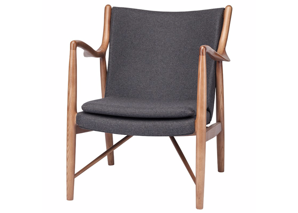 "WASHINGTON PARK Grey Fabric - 33.3"" Chair-furniture stores regina-Hunters Furniture"