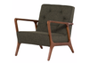 "GIBSON Dark Green Fabric - 31.3"" Chair-furniture stores regina-Hunters Furniture"