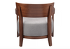 "WEST VAN Grey Fabric - 28"" Chair-furniture stores regina-Hunters Furniture"