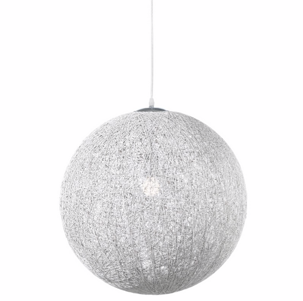 STRING 20 PENDANT LIGHTING WHITE-furniture stores regina-Hunters Furniture