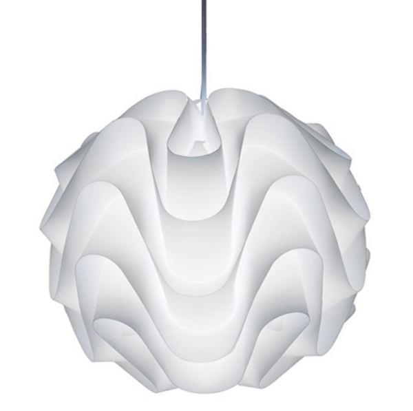 MERINGUE PENDANT LIGHTING WHITE-furniture stores regina-Hunters Furniture