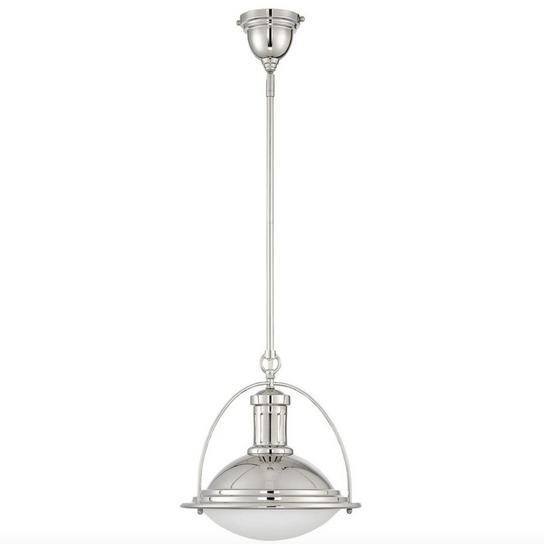 Stowe Pendant Polished Nickel-furniture stores regina-Hunters Furniture
