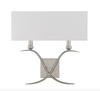 Payton 2 Light Sconce Satin Nickel-furniture stores regina-Hunters Furniture