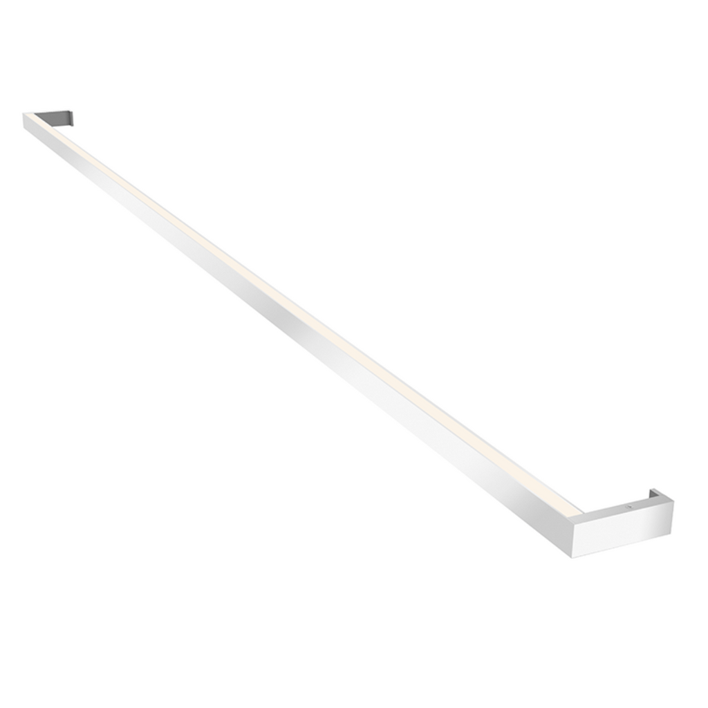 Thin-Line 6' Two-Sided LED Wall Bar Bright Satin Aluminum-furniture stores regina-Hunters Furniture