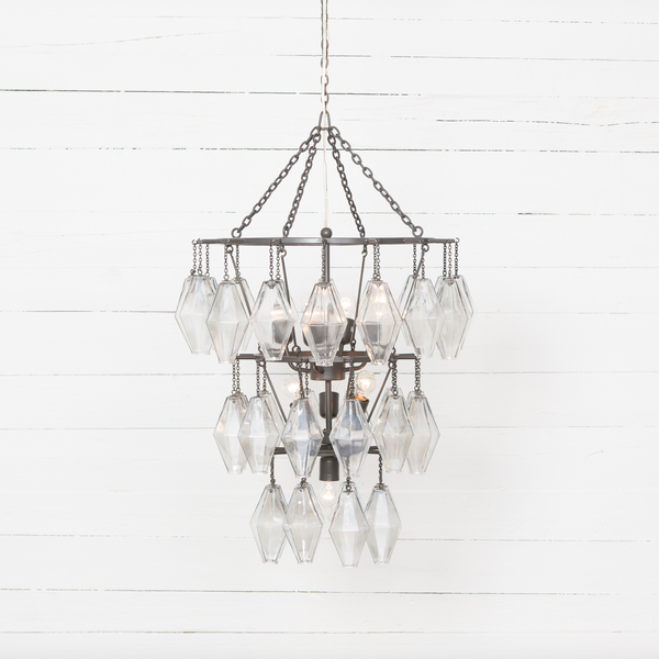 ADELINE SMALL ROUND CHANDELIER-ANT IRON-furniture stores regina-Hunters Furniture