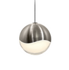 Grapes 6-Light Round Assorted LED Pendant Satin Nickel-furniture stores regina-Hunters Furniture
