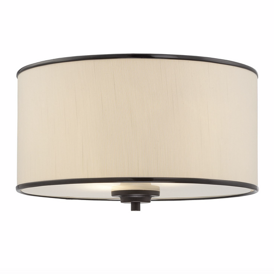 Grove Flush Mount English Bronze-furniture stores regina-Hunters Furniture