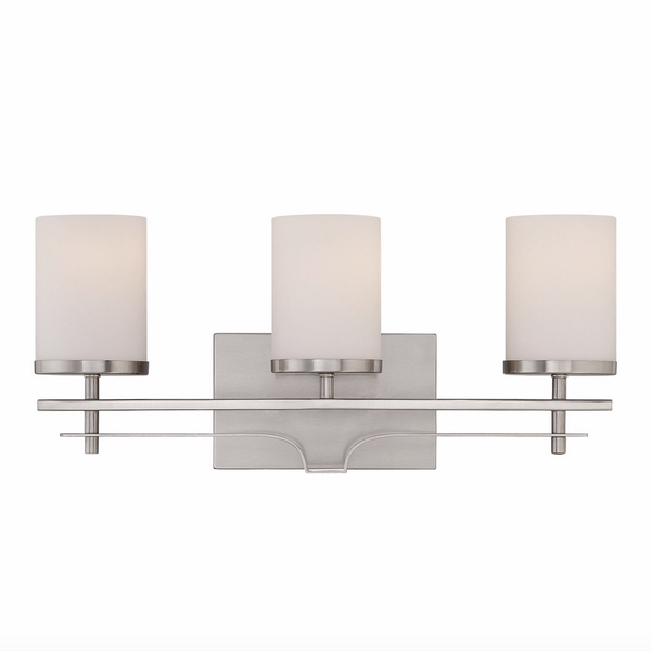 Colton 3 Light Bath Bar Satin Nickel-furniture stores regina-Hunters Furniture