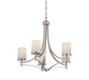 Colton 5 Light Chandelier Satin Nickel-furniture stores regina-Hunters Furniture