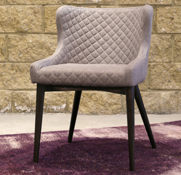 36 Light Grey Fabric - Dining Chair-furniture stores regina-Hunters Furniture