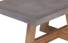 "ALTOS Grey Concrete - 20"" Side Table-furniture stores regina-Hunters Furniture"