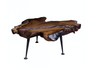 "87 Natural Wood Teak - 47"" Coffee Table-furniture stores regina-Hunters Furniture"