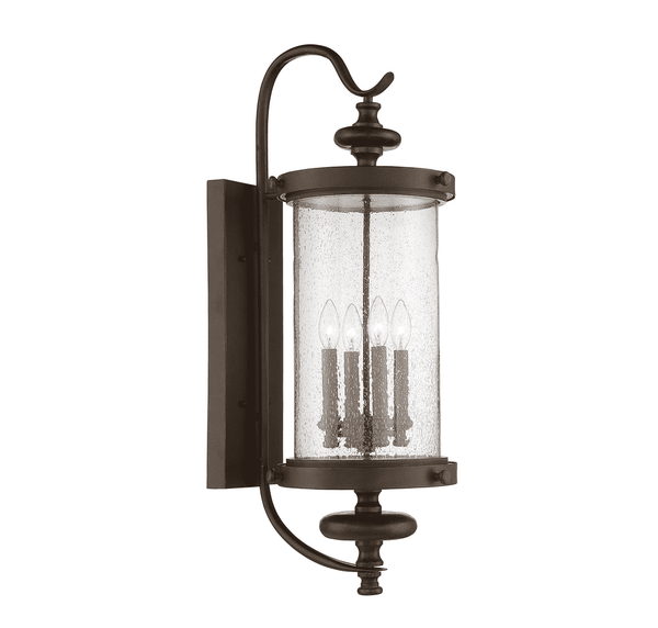 Palmer Wall Lantern Walnut Patina 33.5-furniture stores regina-Hunters Furniture