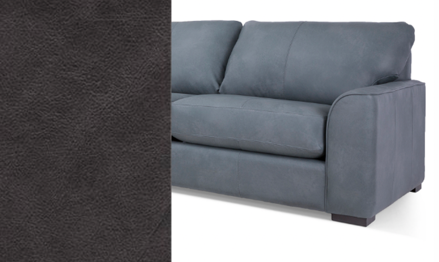 "LE 106 Sofa in Espresso (200) Buckshot Espresso 85""-furniture stores regina-Hunters Furniture"