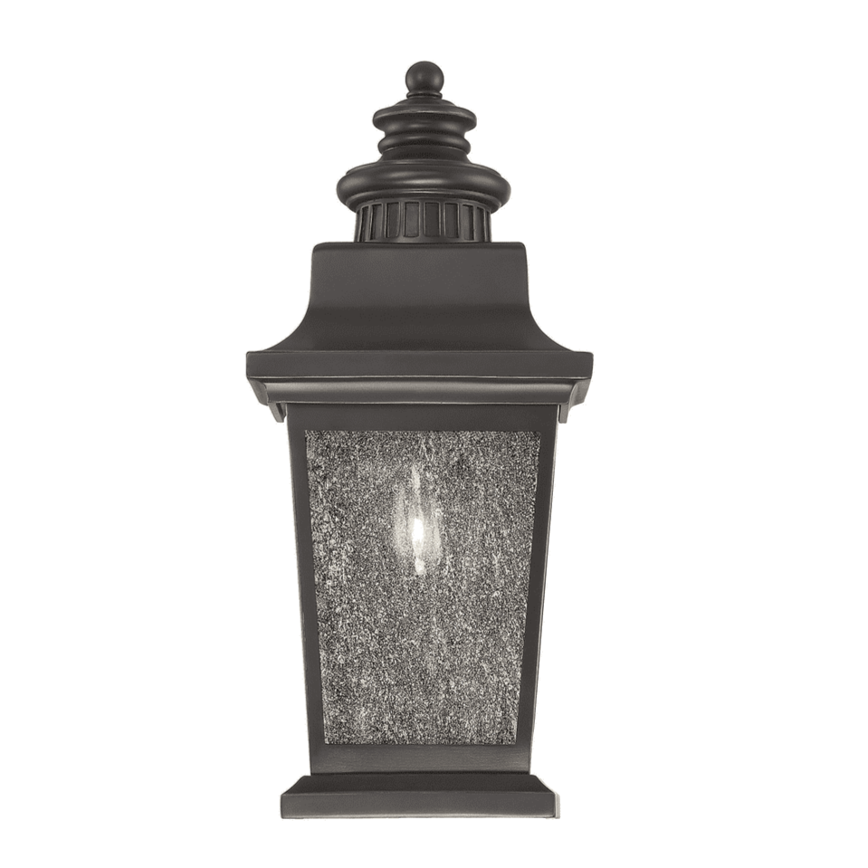 (Item Discontinued) Barrister Pocket Lantern Slate-furniture stores regina-Hunters Furniture