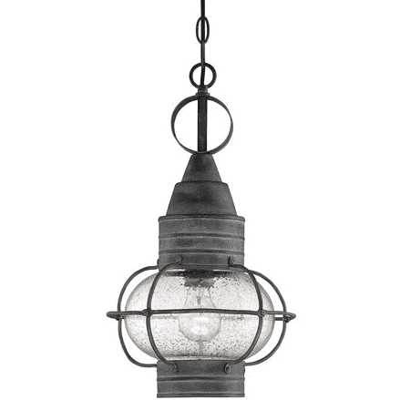 Enfield Hanging Lantern Oxidized Black-furniture stores regina-Hunters Furniture