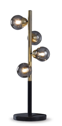 N390  - Table Lamp-furniture stores regina-Hunters Furniture