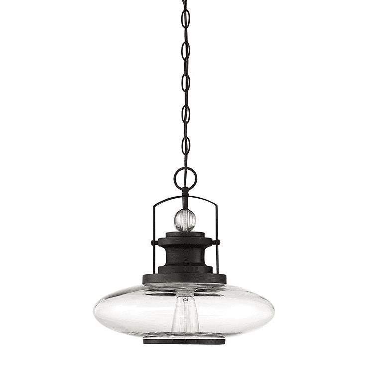 Mayfield 1 Light Pendant English Bronze-furniture stores regina-Hunters Furniture