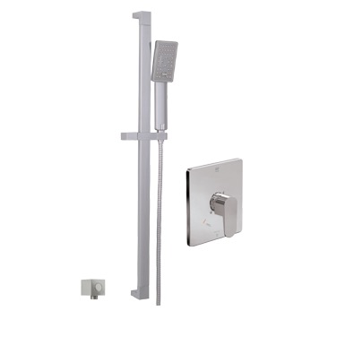 MISTO THERMONE SHOWER SYSTEM CHROME