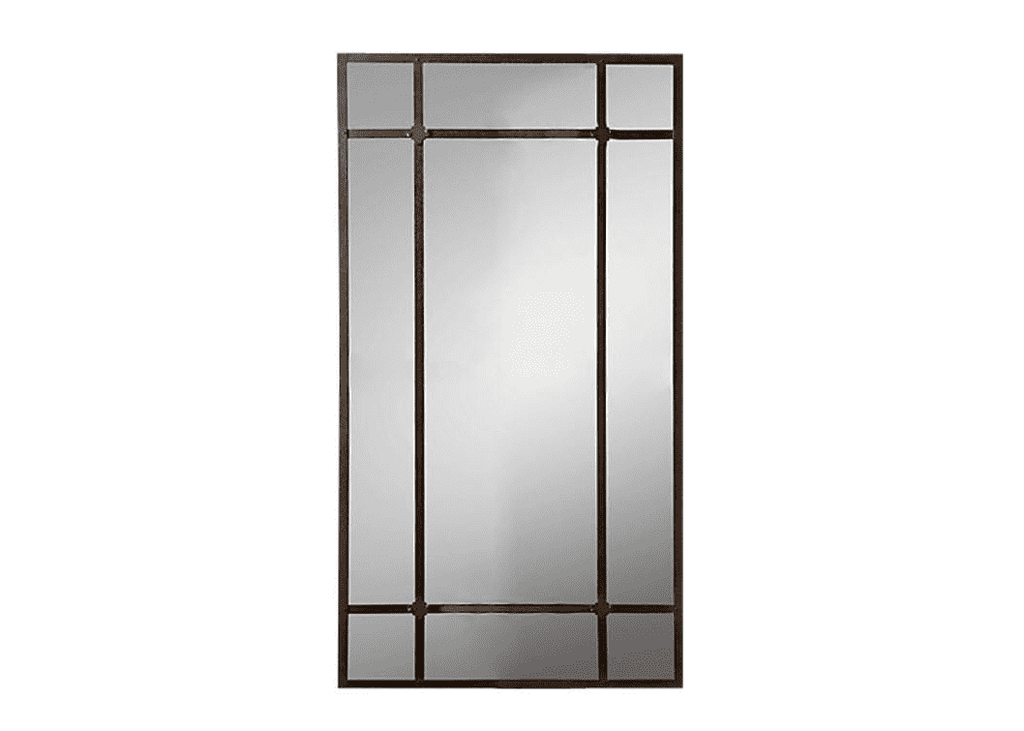 "(Item Discontinued) Bologna Floor Mirror 78"" x 44"""