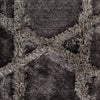 525 Polyester, Charcoal & Taupe Fabric - 8x11 Rug-furniture stores regina-Hunters Furniture