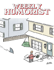 Weekly Humorist Magazine: Issue 127