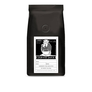 Weekly Humorist's Jarvis Java Colombia Single-Origin Coffee