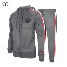 Tracksuit For Men 2 Pieces Set New Fashion Jacket Sportswear Men Tracksuit Hoodie Spring Autumn Men Brand Clothes Hoodies+Pants